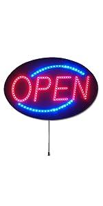 LED Open Business Sign Pro-Lite
