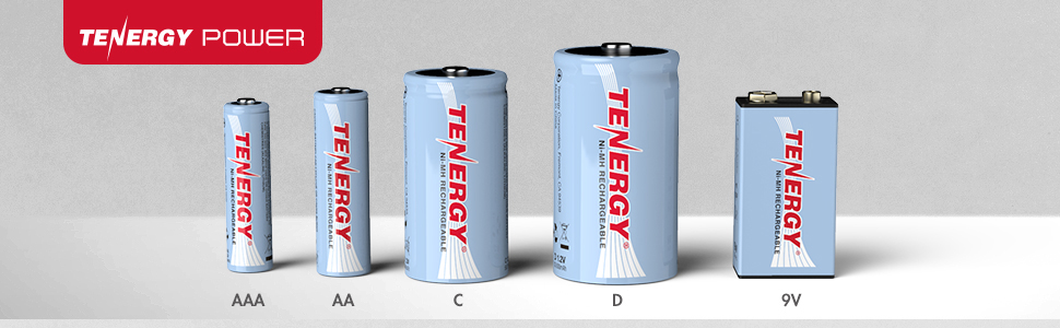 rechargeable 9V batteries for everyday electronics