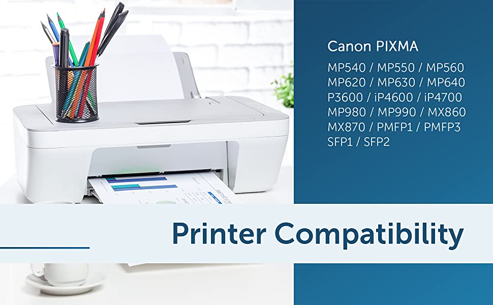 mp620 mx870mp560  pack mp990 mp640 canon mp620 c-221220 ink cartridges