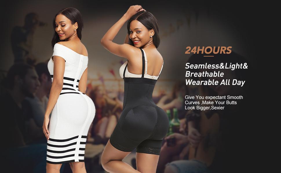 plus size shapewear for women tummy control