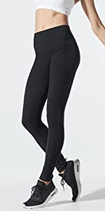 blanqi sportsupport hipster cuffed leggings