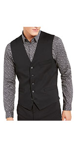 men suit vest