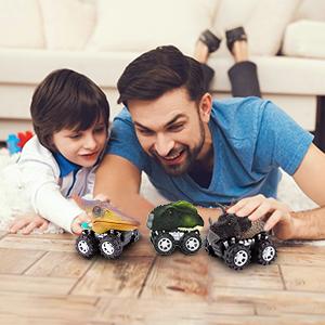 Dinosaur toys for 4 year old boys