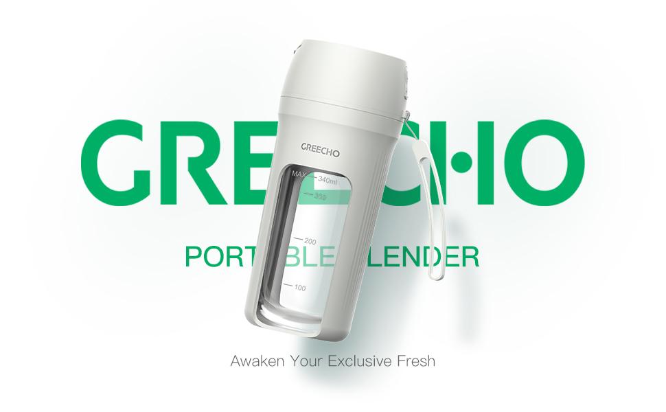 GREECHO USB BLENDER