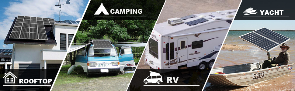 ROOFTOP CAMPING RV YACHT