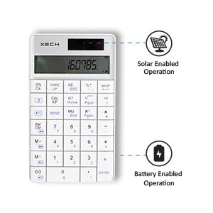 2 in 1 3 3in1 Portable Digital Calculator Wireless USB Keypad Keyboard Extender Silent Mini wireless