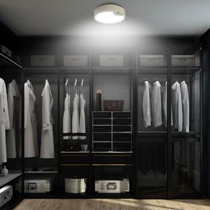battery sensor lights indoor for closet