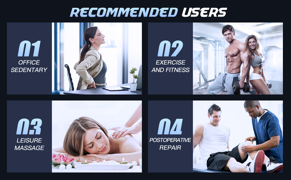RECOMMENDED USER