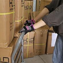 warehouse work gloves