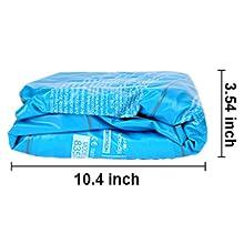 folding size 3.5 in x 10.4 in