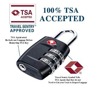 TSA CERTFIED