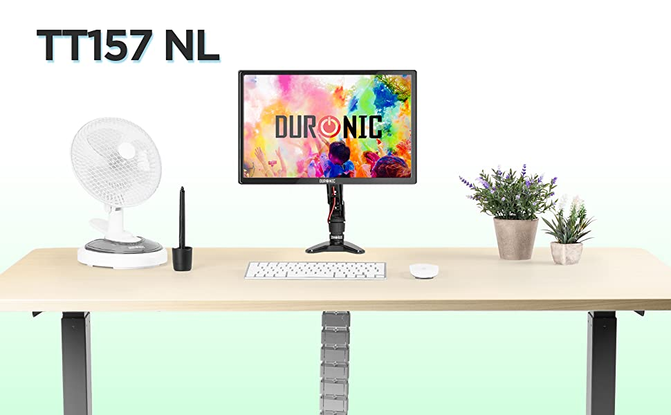 Duronic TT157 NL Tablero para Marco de Escritorio de 150x70 cm ...