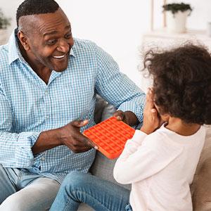 Jogos de pais e filhos