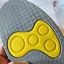 Plemo Plantillas IS-01 Zapatos de Gel Amortiguadoras, Cómodas ...