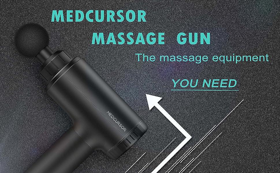 Medcursor Massage gun