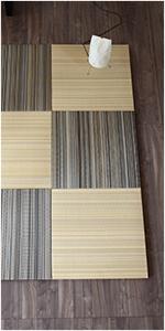 置き畳 琉球畳 畳マット ユニット畳 縁なし 樹脂製 フィーネ
