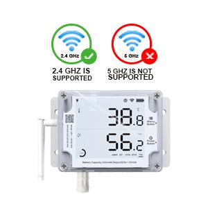 wifi temperature monitor