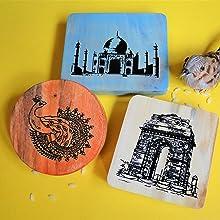 india souvenir magnets