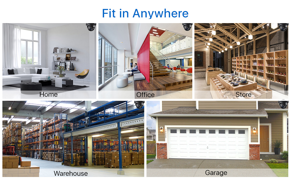 fit in anywhere