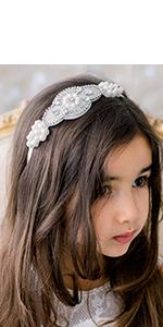 First Communion Headband