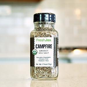 FreshJax Campfire Sea Salt