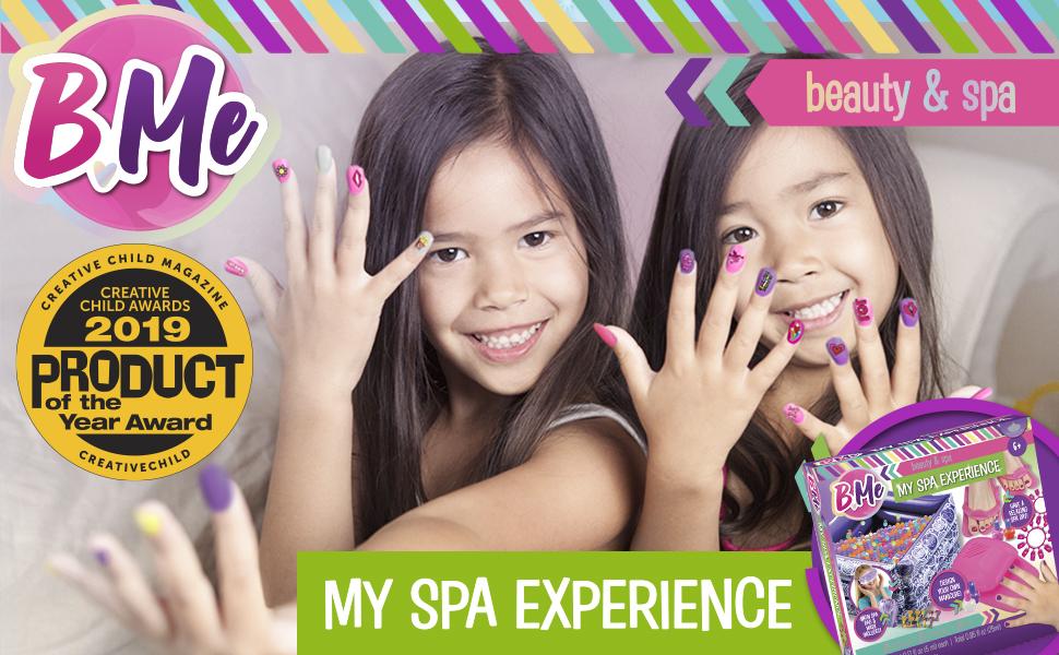 Spa Girl Activity