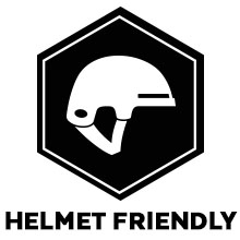 helmet friendly