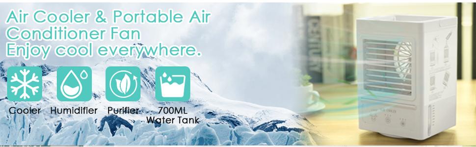 desk air cooler
