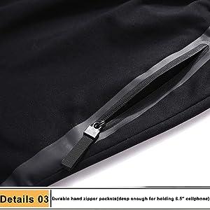 3/4 long shorts for men