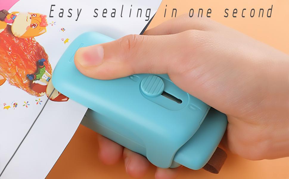 easy sealing