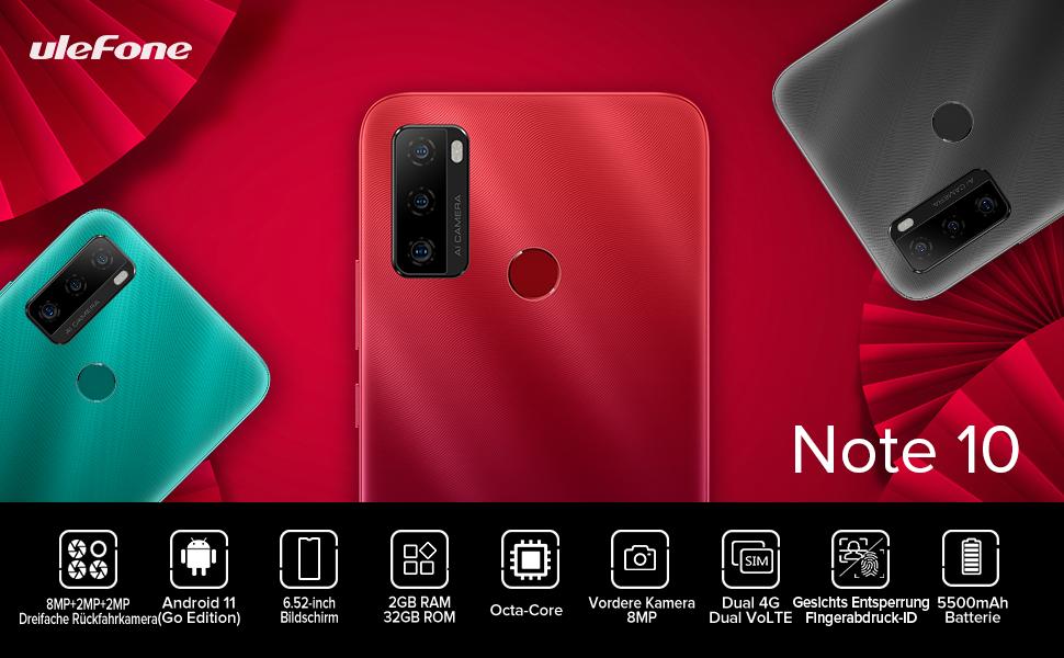 Note 10 smartphones