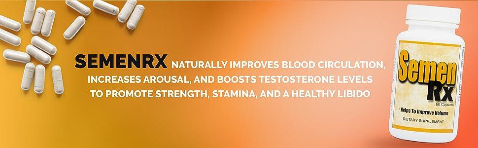 Naturally improves blood circulation