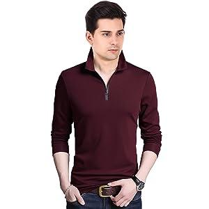 Maroon T Shirt