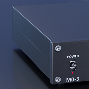Subwoofer Amplifier Mini Mono Audio Stereo Amp Full-Frequency Home Theater Power Sub Fosi Audio M03