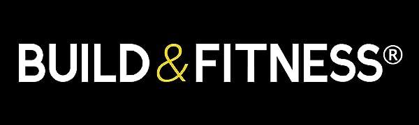 Build & Fitness Logo