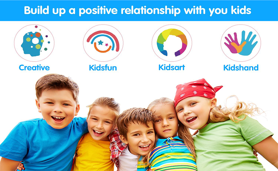 Build a good relationship wit your kids