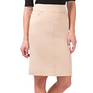 Front View Skirt