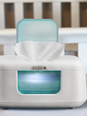 trgfh - Baby Wipe Warmer & Dispenser With LED Changing Light & On/Off Switch - Jool Baby