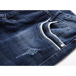 straight slim jeans men light blue ripped skinny moto biker young stretch distressed big tall rip