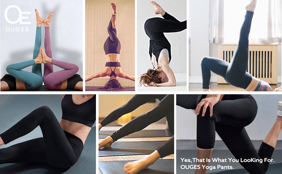 yoga leggins