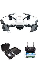 drones con camara 4k dji