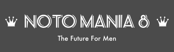 メンズオールインワン美容液 NOTOMANIA8(ノトマニア8)