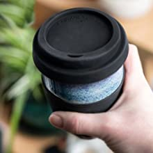 portable coffee cup