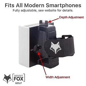 Phone Caddy Adjustment