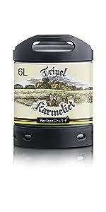 Tripel Karmeliet 6L Füt PerfectDraft