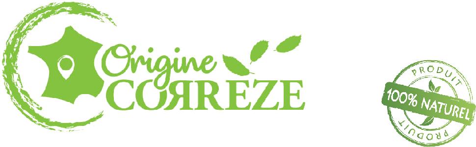 Origine Corrèze 100% Naturel