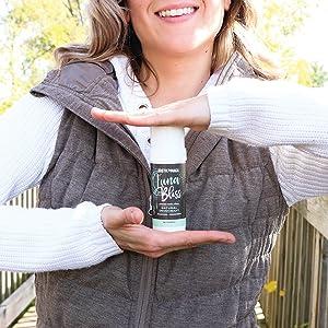 effective odor control, body odor, fresh deodorants, underarms, aluminum free, no parabens