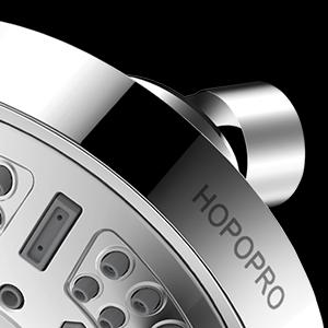 Hopopro 6 Functions Handheld Shower Head