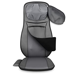 back massager for chair for SPA with adjustable intensity