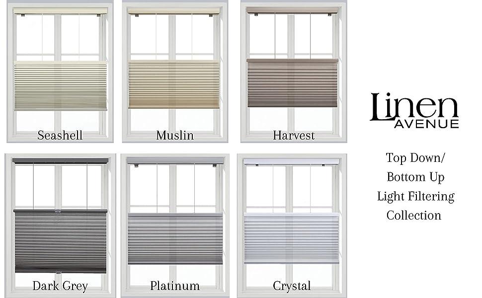 Linen Avenue color collection photo